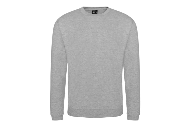 Pro RTX Mens Pro Sweatshirt (Heather Grey) (2XL)