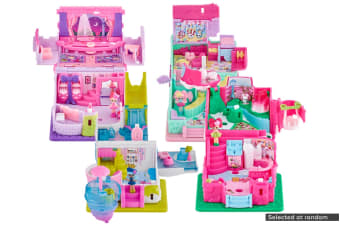 Shopkins Lil' Secrets Secret Shop Mini Playset (Assorted)