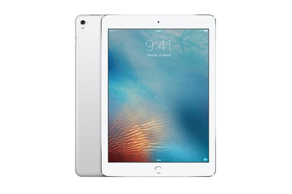 Apple iPad Pro 9.7 (128GB, Cellular, Silver)