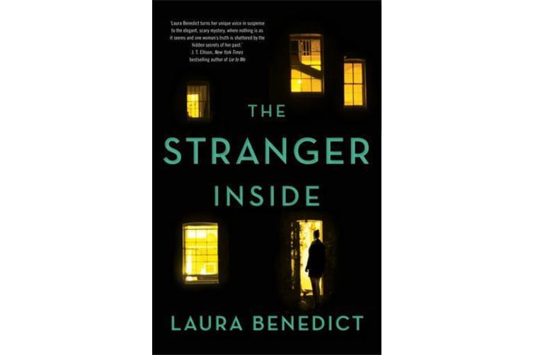 The Stranger Inside - A twisty thriller you won't be able to put down