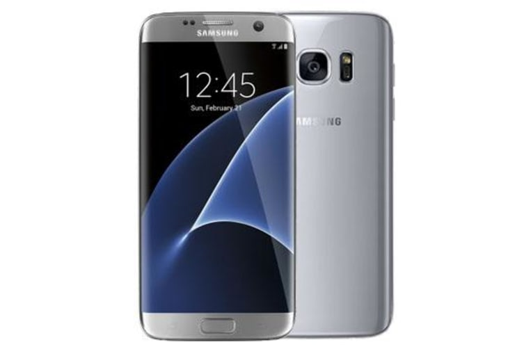 Used as Demo Samsung Galaxy S7 Edge 32GB 4G LTE SmartPhone Silver Australian Stock (6 month warranty + 100% Genuine)
