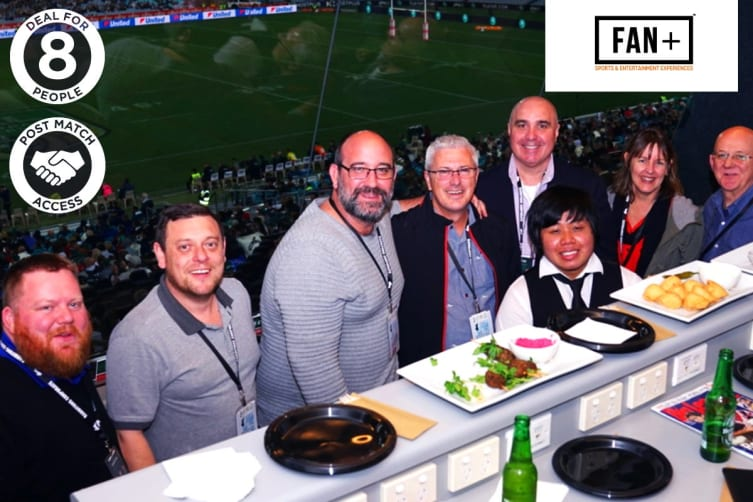 SYDNEY: NRL South Sydney Coaches Box Experience for Eight