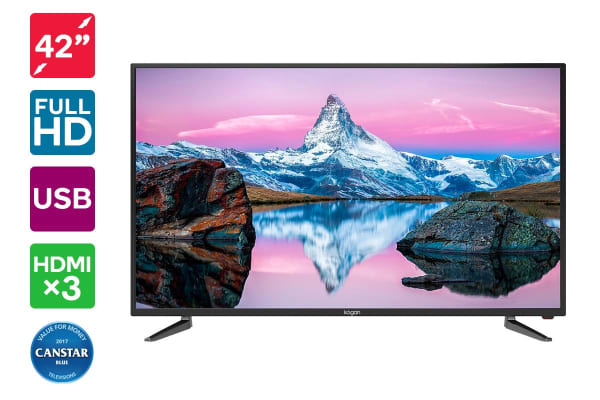"Kogan 42"" LED TV (Series 7 QF7000)"