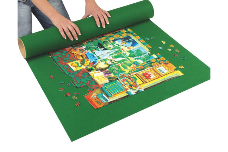 Jigsaw Roll Mat Games Puzzle Storage Tube Stores up to 2000pcs Paul Lamond Games