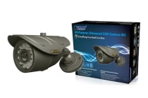 KGUARD 540TVL Outdoor Weatherproof Bullet Security Camera with Night Vision (CW225H)