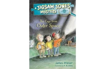 Jigsaw Jones - The Case from Outer Space