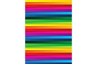 Simon Elvin 24 Sheets Designer Male Gift Wraps (Multicoloured)