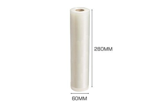 6x Vacuum Food Sealer Storage Rolls 6Mx28CM