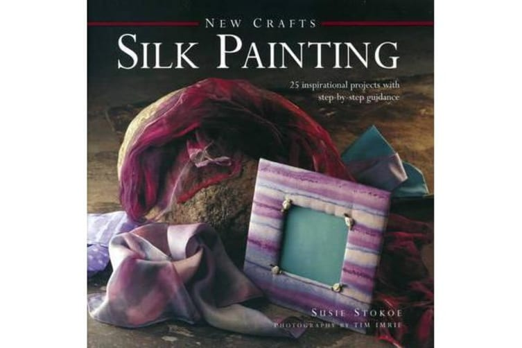New Crafts - Silk Painting