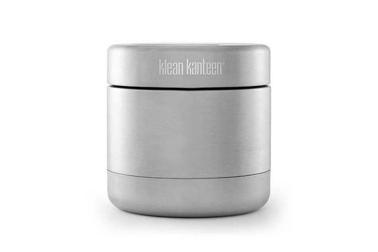 KLEAN KANTEEN INSULATED STAINLESS STEEL FOOD CONTAINER CANISTER LEAKPROOF 236ML