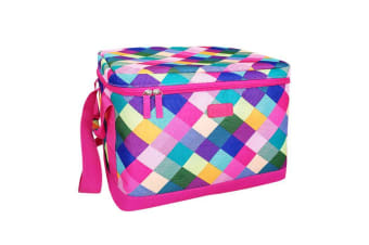 Sachi Cooler Cube Insulated Cooler 23L Harlequin