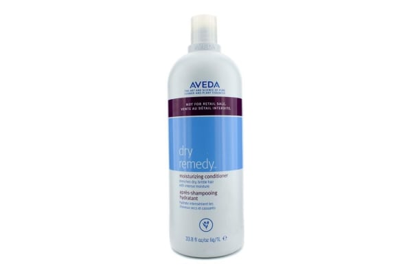 Aveda Dry Remedy Moisturizing Conditioner - For Drenches Dry, Brittle Hair (New Packaging - Salon Product) (1000ml/33.8oz)