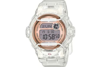 Casio Baby-G Female Transparent Digital Watch BG169G-7B BG-169G-7BDR
