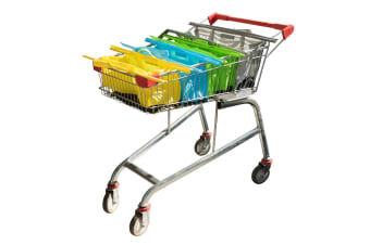 Karlstert Sort & Carry Trolley Bags - Small
