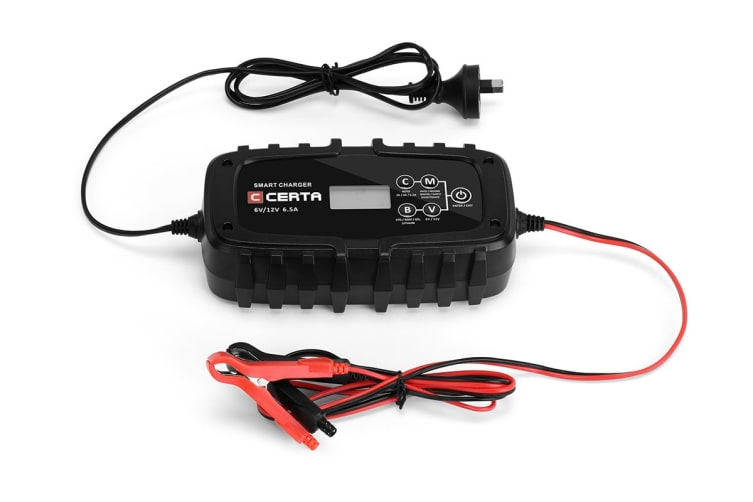 Certa 9+ Smart Battery Charger