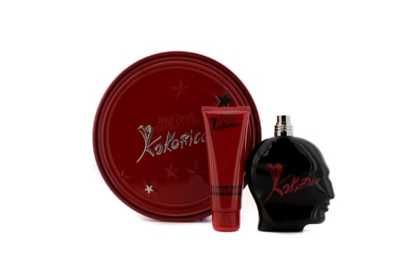 Jean Paul Gaultier Kokorico Coffret: Eau De Toilette Spray 100ml/3.3oz + Shower Gel 75ml/2.5oz (2pcs)