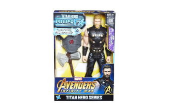 Avengers: Infinity War Thor Power Pack Titan
