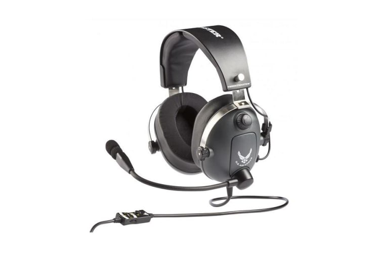 Thrustmaster T.Flight U.S. Air Force Edition Headset