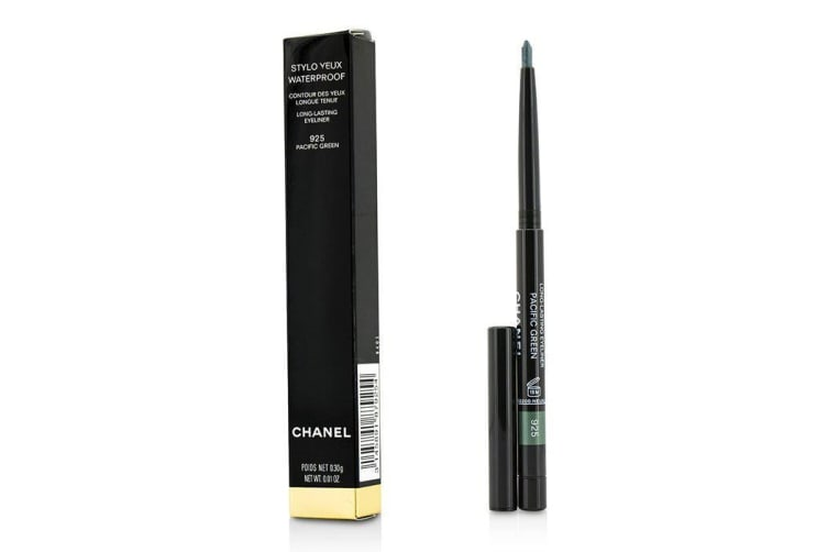 Chanel Stylo Yeux Waterproof - # 925 Pacific Green 0.3g