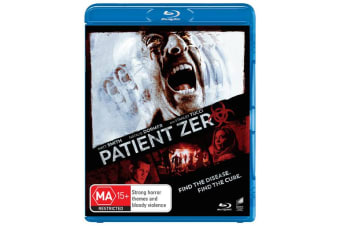 Patient Zero Blu-ray Region B