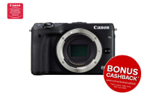 Canon EOS M3 Mirrorless Camera - Body only