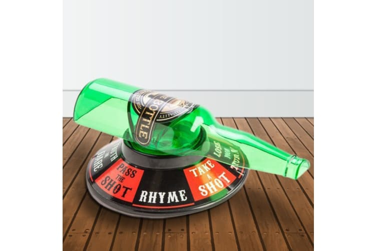 Spin The Bottle Alcoholic Game