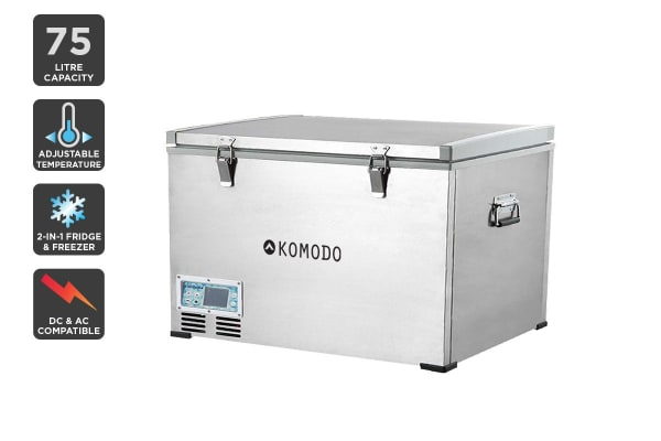 Komodo 75L Portable Fridge and Freezer