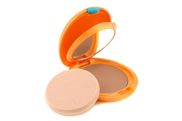 Shiseido Tanning Compact Foundation N SPF6 - Honey (12g/0.4oz)