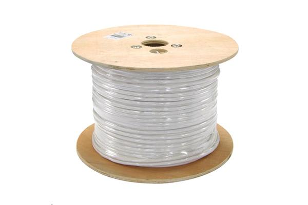 DYNAMIX 200M 2 Pair STP Tinned      Copper White Instrumentation Cable