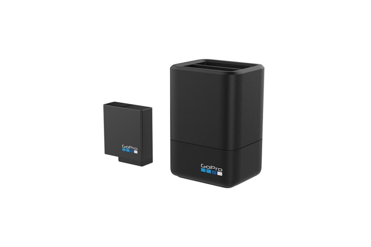 GoPro Dual Battery Charger and Battery (for HERO5 Black)