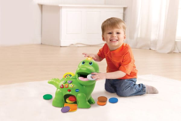 Vtech Chomp & Count Dino