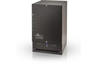 ioSafe 1515+ Ethernet LAN Wi-Fi Mini Tower Black NAS