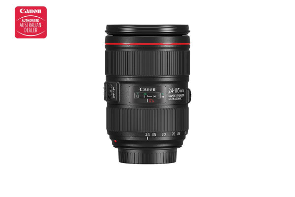 Canon EF24-105mm F/4L IS II USM Lens
