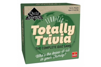 Terrific Totally Trivia - The Complete Quiz Game