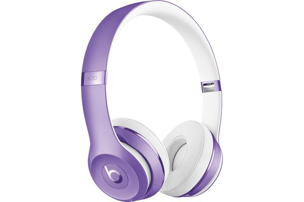 Beats Solo3 Wireless On-Ear Headphones - ULTRA VIOLET  Up to 40 hours of battery life for multi-day