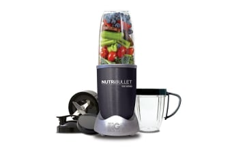 NutriBullet 1000W 9 Piece Set Blender - Dark Grey (N10-0907DG)