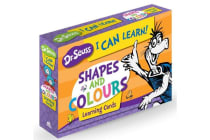 Dr Seuss I Can Learn! Shapes & Colours Learning Cards