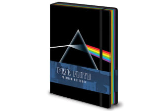 Pink Floyd Premium Notebook (Black)
