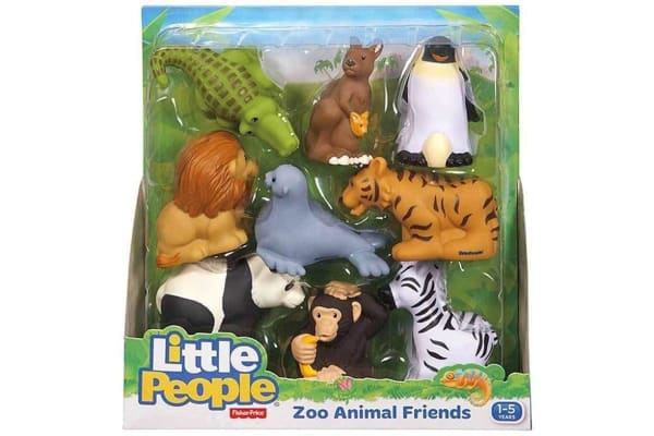 Fisher Price Little People Animal Zoo Friends