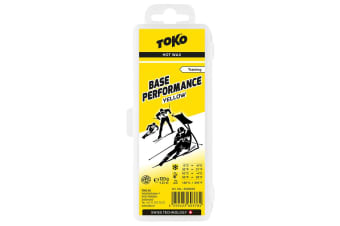 Toko Wax Base Performance Hot Wax Yellow 120G