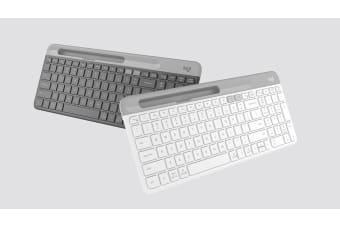 LOGITECH Slim Multi-Device Wireless Keyboard K580 - Black