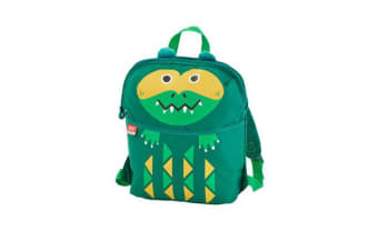BUILT NY Big Apple Buddies Lunch Backpack Alligator