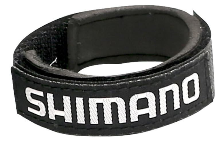 2 x Small Shimano Fishing Rod Wraps - Secures Fishing Rods Together - Rod  Straps