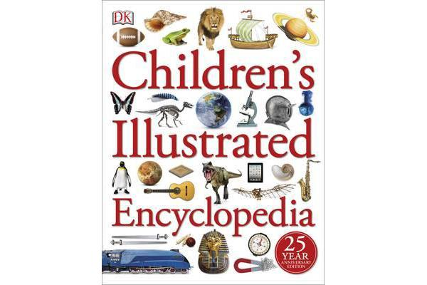 Image of Children's Illustrated Encyclopedia