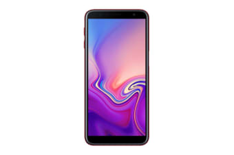 Samsung Galaxy J6+ Dual SIM (64GB, Red)
