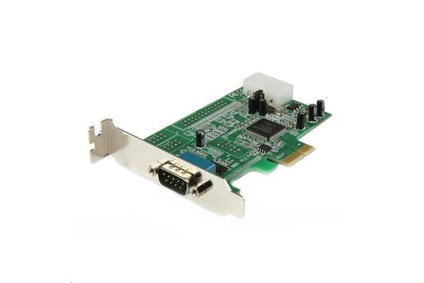 StarTech 1 Port PCI Express Serial Card LP