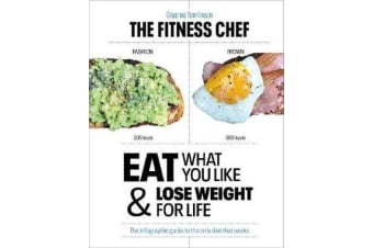 THE FITNESS CHEF - Eat What You Like & Lose Weight For Life - The infographic guide to the only diet that works