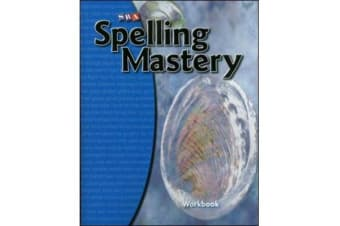 Spelling Mastery Level C, Student Workbook