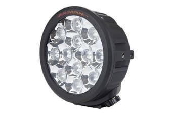 ROADVISION 12 LED DRIVING LAMP 180MM SPREAD BEAM 4X4 4WD OFFROAD IP68 WATERPROOF