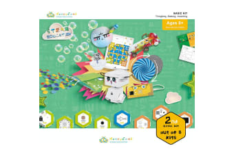 Honeycomb Basic Kit Science/Maths/Arts Education/Learning/Training Kids/Toy